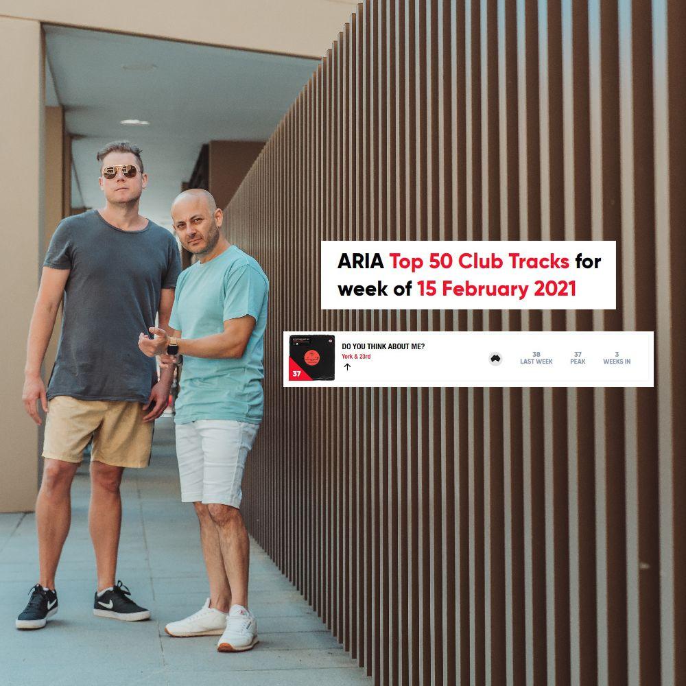 #37 ARIA CLUB CHART -