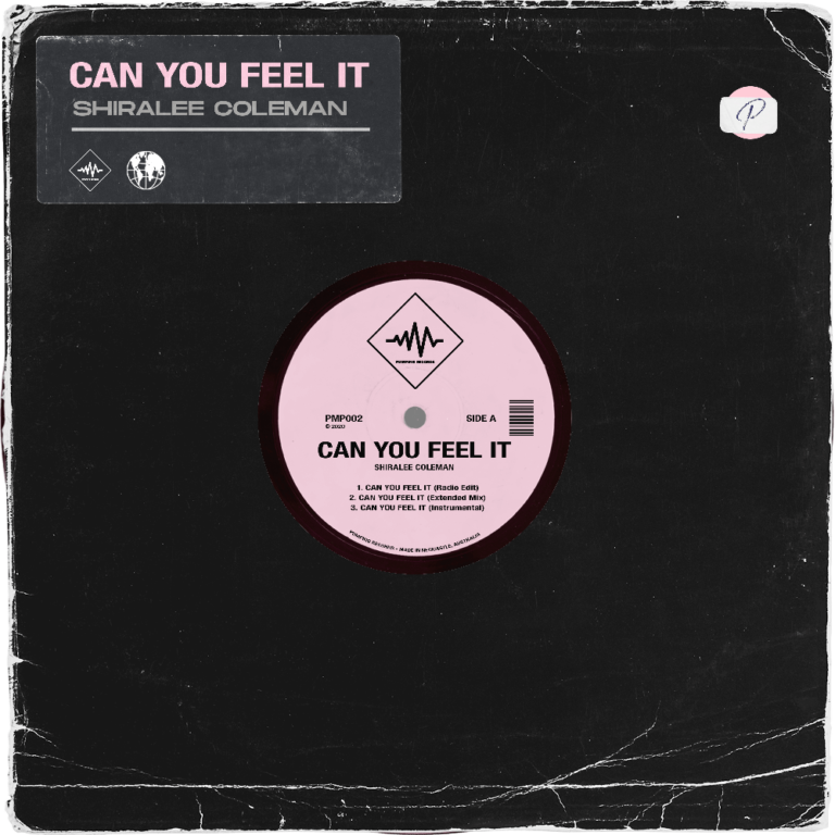 Shiralee Coleman - Can You Feel It (DJ Fuel) - Pumping Records
