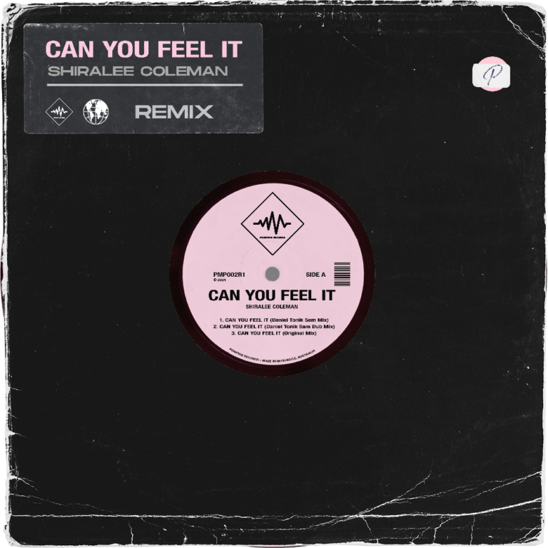 Can You Feel It (Daniel Tonik Remix) - Shiralee Coleman - Pumping Records