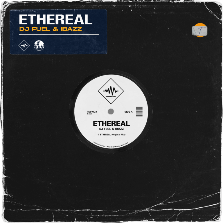 Dj Fuel & Ibazz – Ethereal - Pumping Records