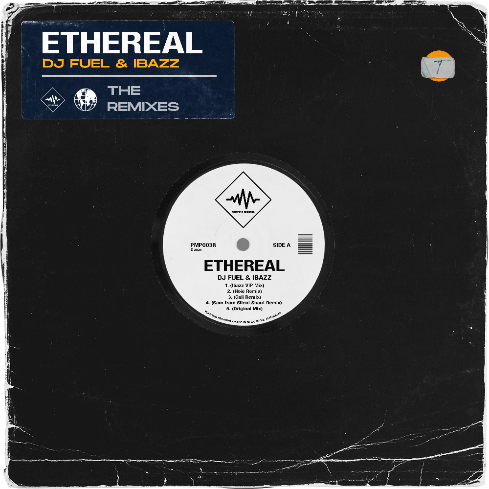 Dj Fuel & Ibazz – Ethereal (The Remixes) - Pumping Records