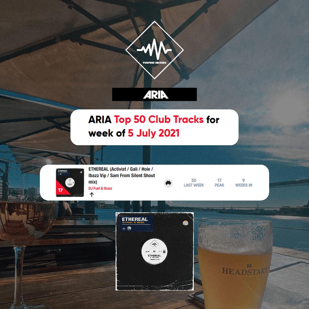 Ethereal #17 Aria Club Chart