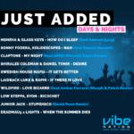 [Radio Addition] Desire added to Vibenation.live Shiralee Coleman Daniel Tonik Desire