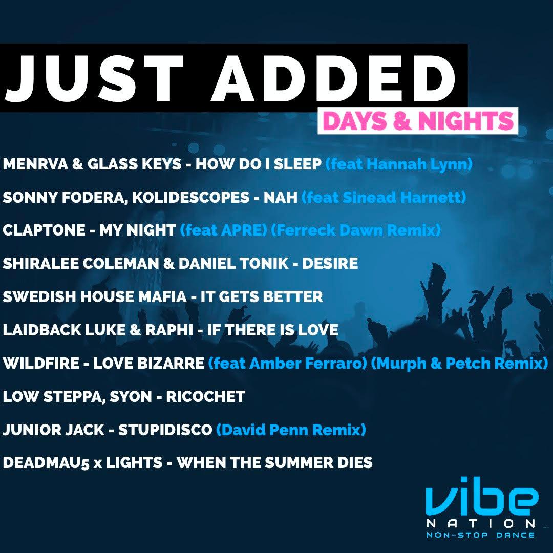 Vibenation.live, Dj Fuel, Shiralee Coleman, Daniel Tonik, Pumping Records